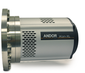 Image Andor camera
